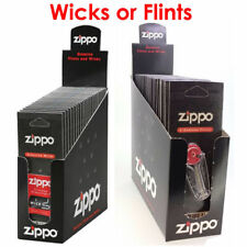 Genuine Original Zippo Lighter WICKS Or FLINTS  Brand New - Pack Of 1 5 24(BOX)