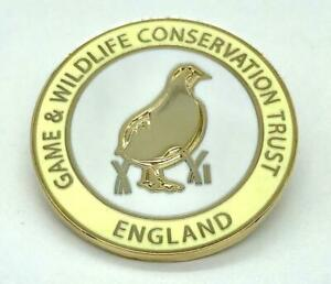 GWCT England Supporters Badge