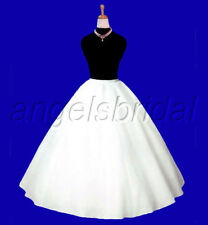 *wholesale* 10 x Super Full A-line Bridal Gown Petticoat Crinoline Skirt Slip
