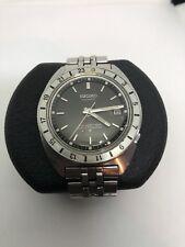 Seiko Navigator Timer Ref 6117 8000 Vintage Japanese Made Automatic