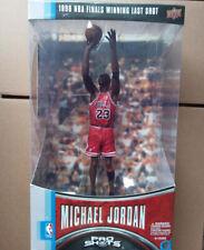 "1998 Finals Winning Last Shot NBA Basketball Michael Jordan Pro Shots Figure 6"""