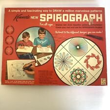 1967 Kenner Spirograph Complete No. 401 Drawing Tool Toy Vintage