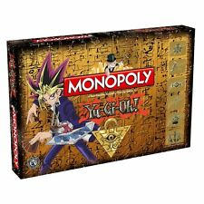 YU-GI-OH! YUGIOH EDITION MONOPOLY BOARD GAME - New and Sealed