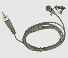 Omnidirectional LAPEL LAVALIER MICROPHONE Compatible for Sennheiser EW100 EW300
