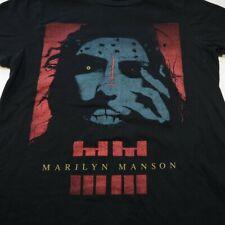 Marilyn Manson Concert Tour Tee T Shirt Sz Womens M