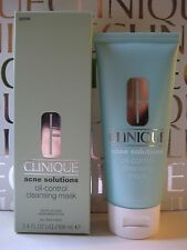 CLINIQUE~Acne Solutions Mask~Salicylic Acid Medication~3.4oz/100ml~NEW IN BOX!!