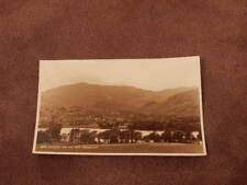 1950's Judges postcard -Coniston & Old Man - Cumbria / Lake District