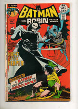 Batman #237 VF+ 8.5 1ST APP REAPER NEAL ADAMS ART! 1ST BALD MTN HALLOWEEN X-OVER