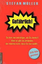GEFÄHRLICH !  Buch mit Stefan Müller & Jan van Helsing - NEU OVP