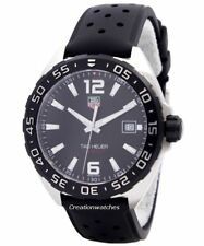 Tag Heuer Formula 1 Black Dial WAZ1110.FT8023 Mens Watch