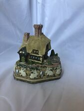 David Winter Cottages Spring Hollow Premier Edition (1994)