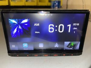 Kenwood Excelon DDX9705s Multimedia Receiver with Apple CarPlay & Android Auto