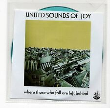 (IW290) United Sounds Of Joy, Where Those Who Fall Are Left Behind - 2017 DJ CD