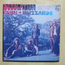 CUBY + BLIZZARDS Desolation UK original vinyl LP Philips SBL7874 1968