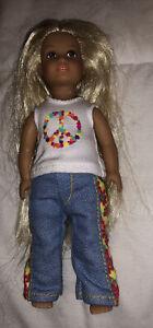 american girl mini doll julie?