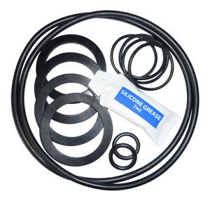 Seal kit for 'Bestway' sand pump filter model 58400, 58401E, 58257, 58258
