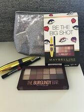 MAYBELLINE BE THE BIG SHOT GIFT SET NEW