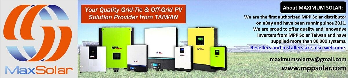 Maximum Solar and General Goods