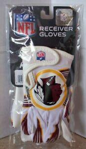 NFL Washington Redskins Receiver Gloves Youth XS/S