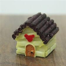 Micro Landscape Miniature Stone House Random Fairy Garden Style Craft Decoration