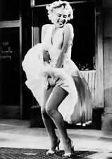 Marilyn Monroe Sexy Dress #2 Bumper Sticker or Fridge Magnet