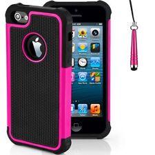 Housses et coques anti-chocs roses mat pour téléphone mobile et assistant personnel (PDA)