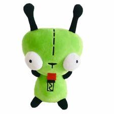 Alien Invader Zim Dog Suit Gir Robot Plush Doll Figure Stuffed Toy Xmas Gift