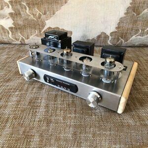 6N2 6P1 Tube Amplifier Tube Rectifier Power Amp w/ Bluetooth DAC Decorder Board