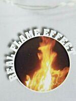 LED Lichterkette Flamme Flammeneffekt Timer flackernd warmweiß Batterie 10 - 48