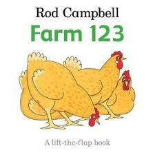 Farm 123, Campbell, Rod, New Book