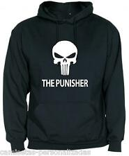 SUDADERA CAPUCHA EL CASTIGADOR, THE PUNISHER, HOODIES