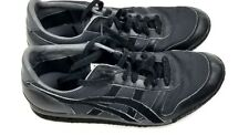 MENS NDS ASICS ONITSUKA TIGER ULTIMATE 81 8 BLACK DARK GREY D00FJ RARE
