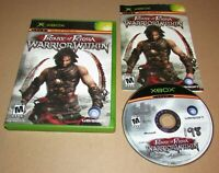 Prince of Persia: Warrior Within for Microsoft Xbox Complete Fast Shipping