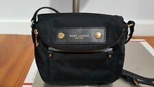 Marc Jacobs Preppy Nylon Mini Natasha Cross Body Bag - Black