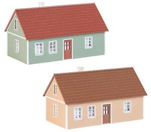 FALLER 130607 Ho Gauge 2 Dorfhäuser # New Original Packaging ##