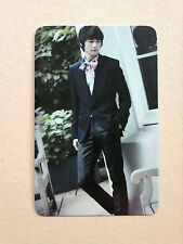 """SHINEE """"The First"""" Special Photo Card  MINHO - from Fan Site, unofficial / Thin"""