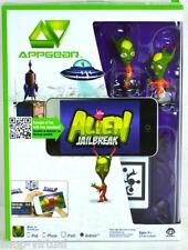 WowWee Appgear Alien Jailbreak iPhone Android Mobile App. Amplified Reality