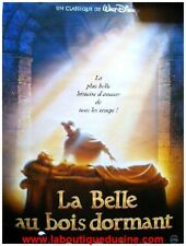 BELLE AU BOIS DORMANT Slepping Beauty Movie Poster / Affiche Cinéma WALT DISNEY
