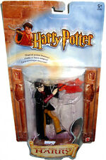 Harry Potter Cast a Spell Harry Action Figure Mib Mattel #56189 Magical Action!