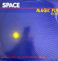 "Space 12"" Magic Fly (Remix) - UK (G+/VG+)"