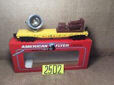 AMERICAN FLYER UNION PACIFIC S  SEARCHLIGHT CAR 6-49003 in OB