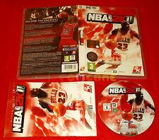 NBA 2K11 Pc Versione Ufficiale Italiana ○ COMPLETO - E4