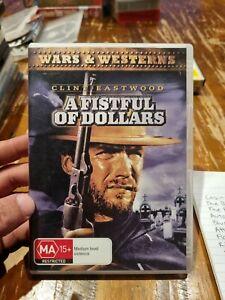 A Fist Full Of Dollars Dvd