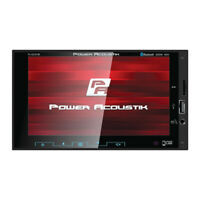 "POWER ACOUSTIK 2 DIN CAR 6.2"" TOUCHSCREEN BLUETOOTH STEREO ANDROID MIRROR LINK"