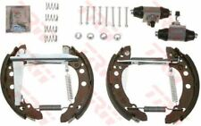 GSK1500 TRW Brake Shoe Set Rear Axle