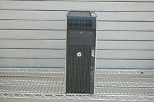 HP Z620 Workstation 2 x 2.50GHz E5-2609V2 16GB RAM 500GB SATA HDD TOWER COA
