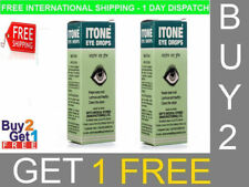 ITONE Eye Care Ayurvedic & Herbal Eye Drops, 10 ml Free Shipping Worldwide