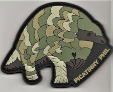 A&A Tactical, LLC Picatinny Phil PVC Morale Patch Multicam