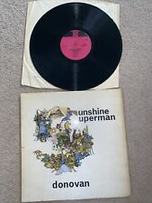 Sunshine Superman - Donovan Vinyl Lp 1967 Play Tested
