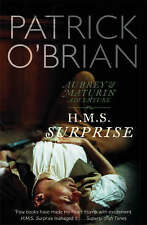 HMS  Surprise by Patrick O'Brian (Paperback, 2007)